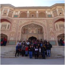 Exposure trip to Delhi
